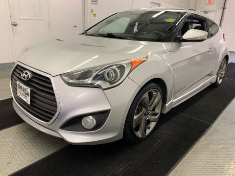 2013 Hyundai Veloster for sale at TOWNE AUTO BROKERS in Virginia Beach VA