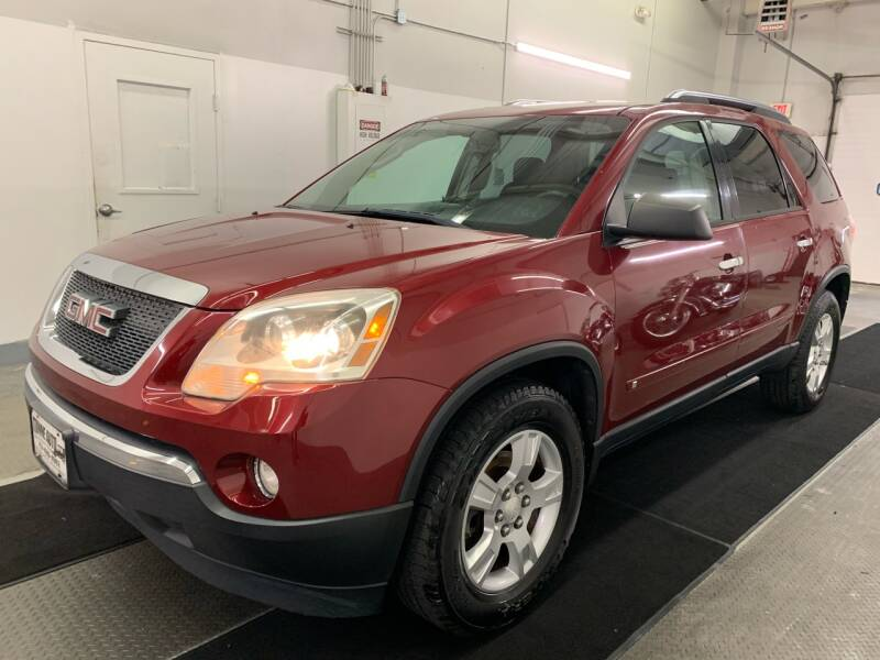 2009 GMC Acadia for sale at TOWNE AUTO BROKERS in Virginia Beach VA