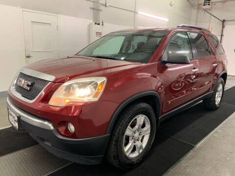2009 GMC Acadia for sale at TOWNE AUTO BROKERS in Virginia Beach VA