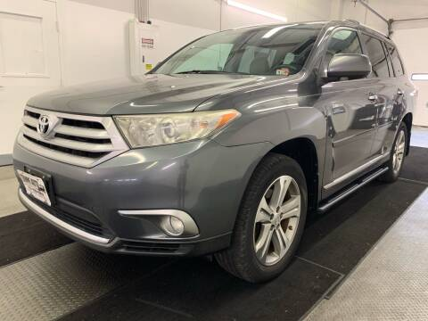 2011 Toyota Highlander for sale at TOWNE AUTO BROKERS in Virginia Beach VA