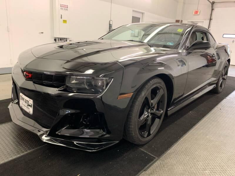 2014 Chevrolet Camaro for sale at TOWNE AUTO BROKERS in Virginia Beach VA