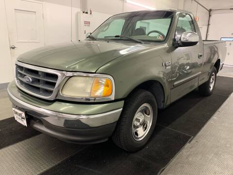 2002 Ford F-150 for sale at TOWNE AUTO BROKERS in Virginia Beach VA