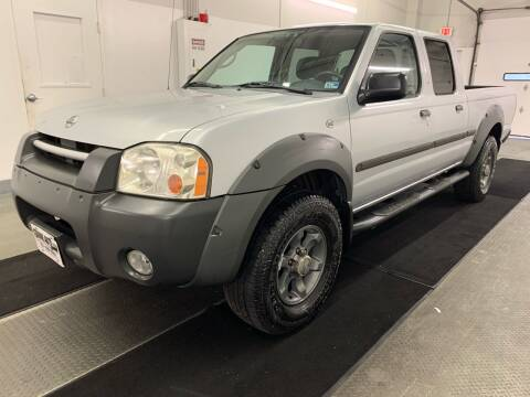 2002 Nissan Frontier for sale at TOWNE AUTO BROKERS in Virginia Beach VA