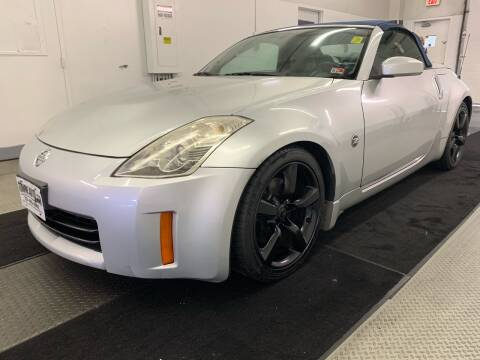 2007 Nissan 350Z for sale at TOWNE AUTO BROKERS in Virginia Beach VA