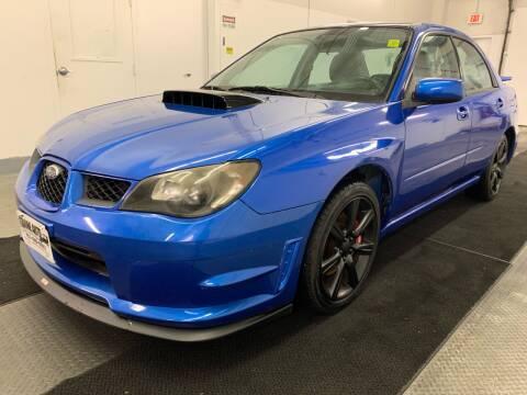 2007 Subaru Impreza for sale at TOWNE AUTO BROKERS in Virginia Beach VA