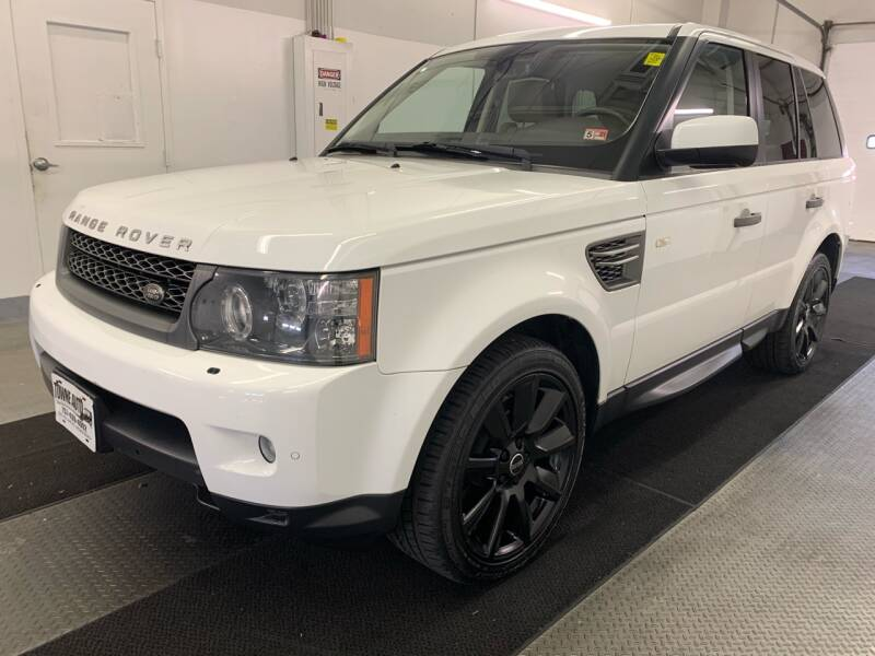 2011 Land Rover Range Rover Sport for sale at TOWNE AUTO BROKERS in Virginia Beach VA