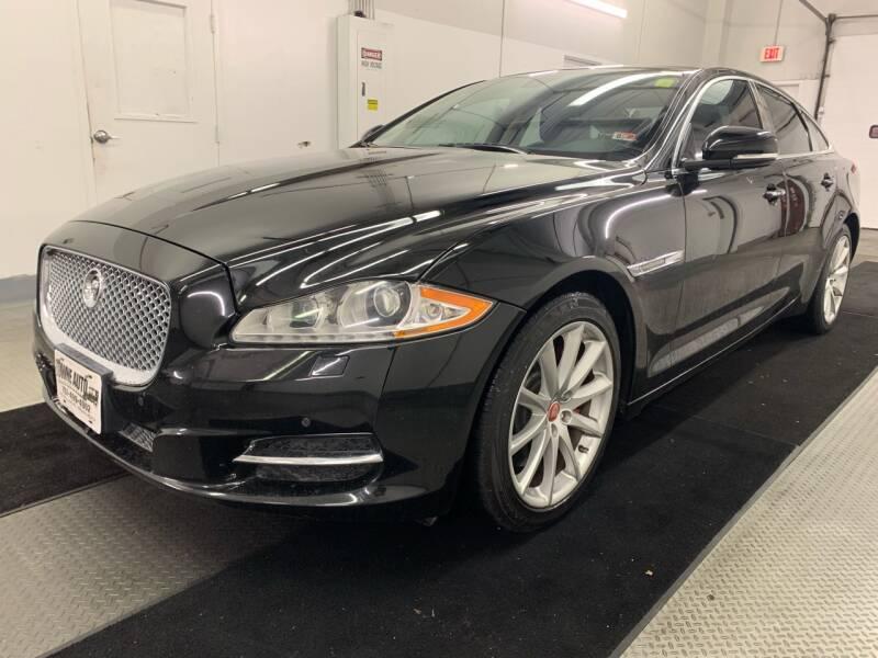 2011 Jaguar XJ for sale at TOWNE AUTO BROKERS in Virginia Beach VA