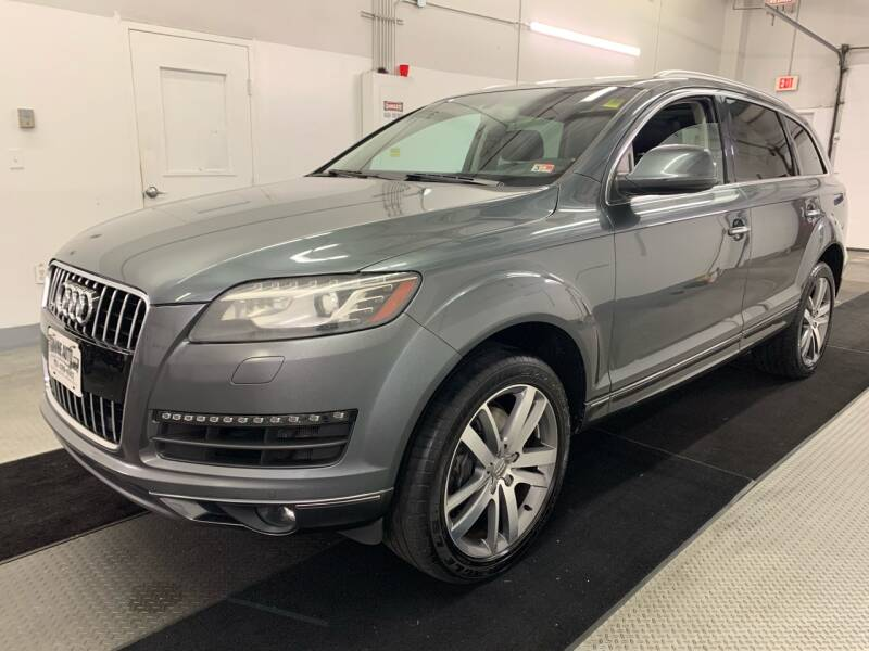 2013 Audi Q7 for sale at TOWNE AUTO BROKERS in Virginia Beach VA