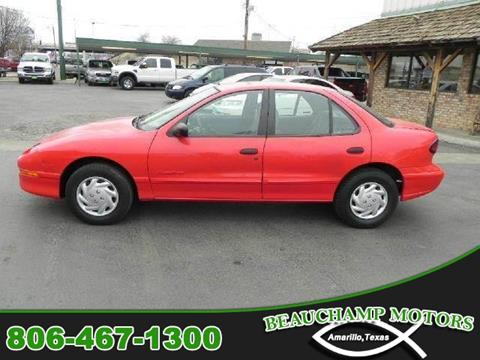 1997 Pontiac Sunfire for sale in Amarillo, TX
