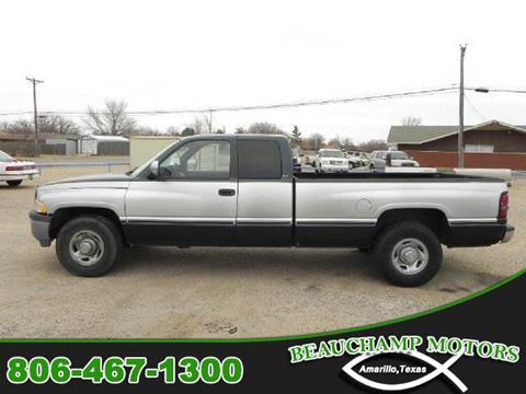 1997 Dodge Ram Pickup 2500 for sale in Amarillo, TX