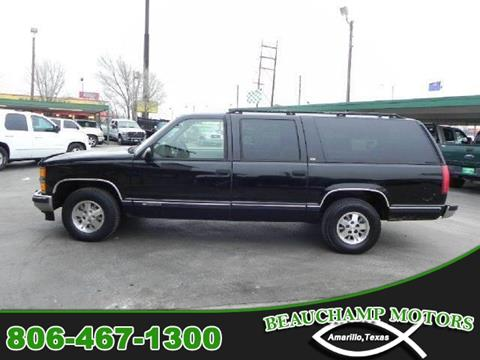 1994 Chevrolet Suburban for sale in Amarillo, TX