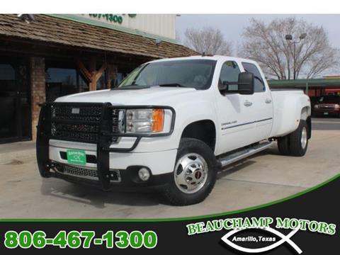 2014 GMC Sierra 3500HD for sale in Amarillo, TX