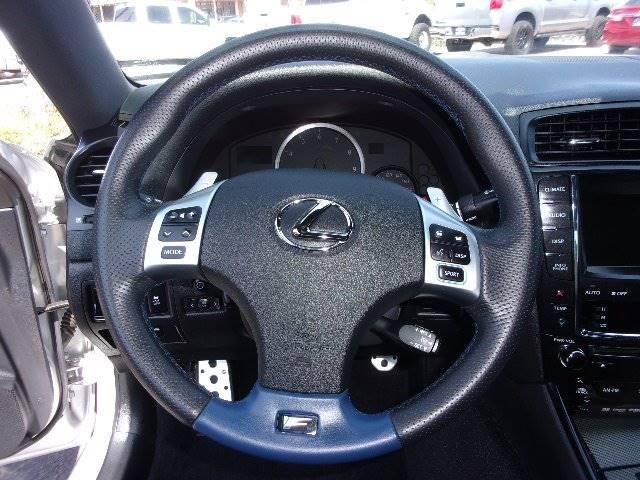 2012 Lexus IS F 4dr Sedan - Norco CA