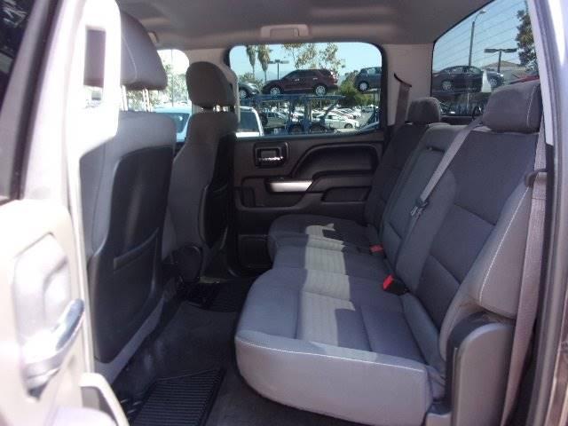 2015 Chevrolet Silverado 1500 4x2 LT 4dr Crew Cab 5.8 ft. SB - Norco CA