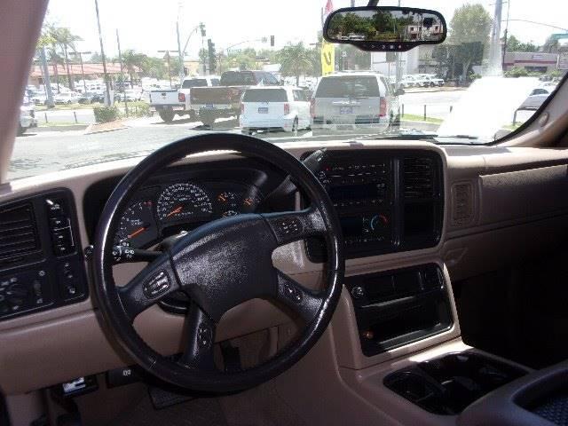 2007 Chevrolet Silverado 2500HD Classic LT1 4dr Crew Cab 4WD SB - Norco CA