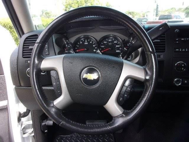 2010 Chevrolet Silverado 1500 4x2 LT 4dr Crew Cab 5.8 ft. SB - Norco CA