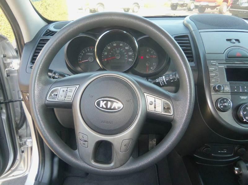 2010 Kia Soul ! 4dr Wagon 4A - Norco CA