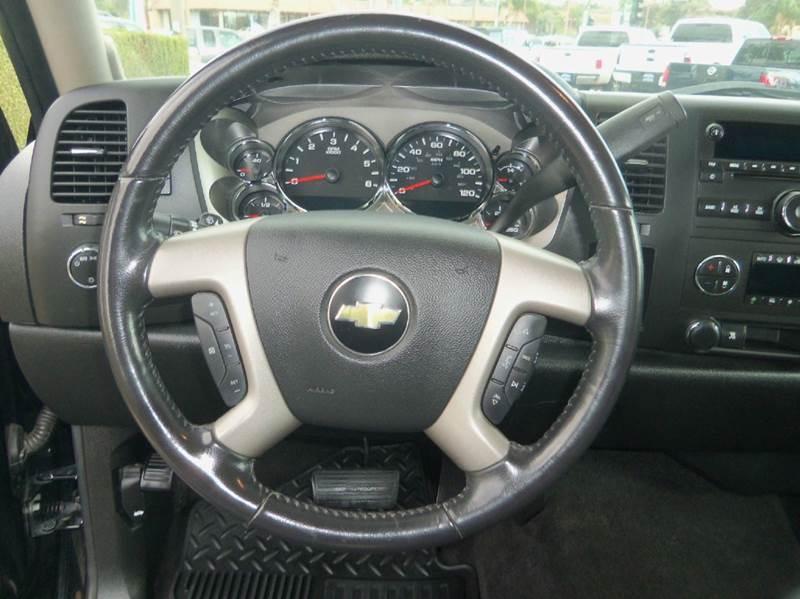 2011 Chevrolet Silverado 1500 4x2 LT 4dr Crew Cab 5.8 ft. SB - Norco CA