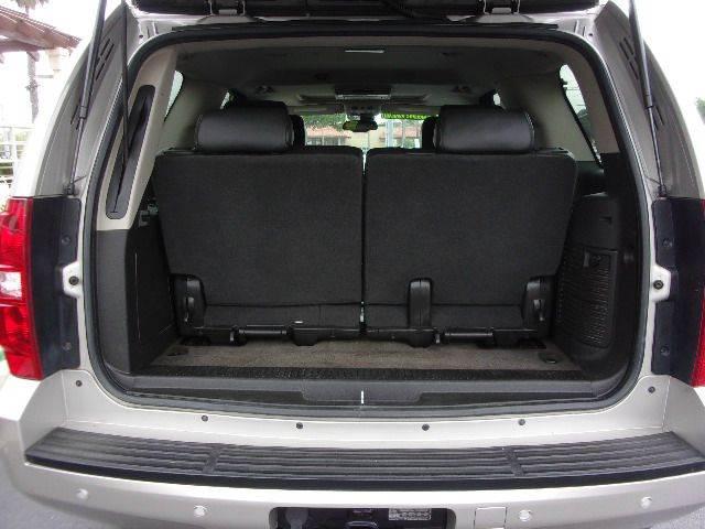 2008 Chevrolet Tahoe 4x4 LTZ 4dr SUV - Norco CA
