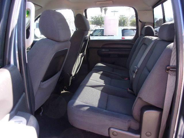2008 Chevrolet Silverado 1500 4WD LT2 4dr Crew Cab 5.8 ft. SB - Norco CA