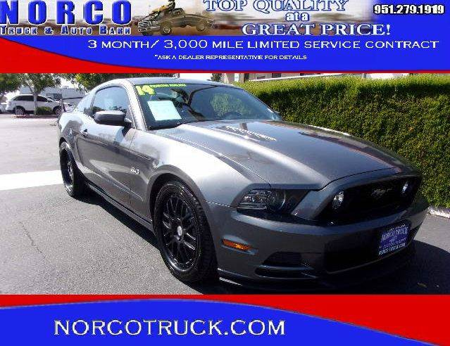 Ford Mustang Gt Premium Dr Coupe Norco Ca