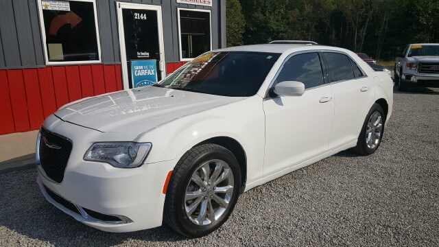 2015 Chrysler 300 for sale at MAIN STREET AUTO SALES INC in Austin IN