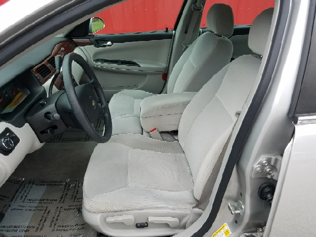 2008 Chevrolet Impala for sale at MAIN STREET AUTO SALES INC in Austin IN