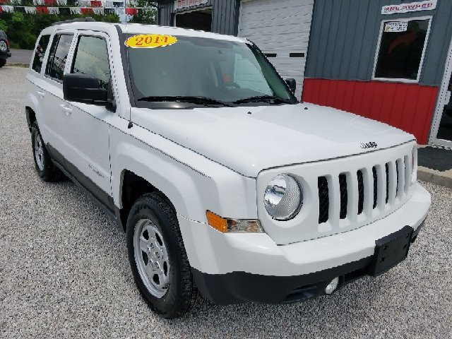 2014 Jeep Patriot for sale at MAIN STREET AUTO SALES INC in Austin IN
