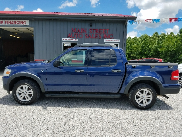 2008 Ford Explorer Sport Trac for sale at MAIN STREET AUTO SALES INC in Austin IN