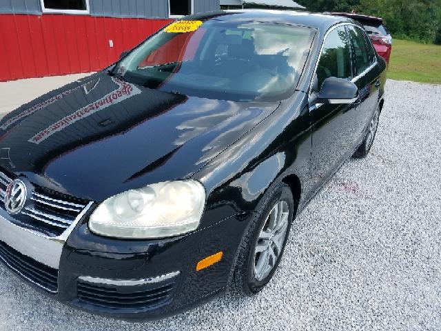2006 Volkswagen Jetta for sale at MAIN STREET AUTO SALES INC in Austin IN