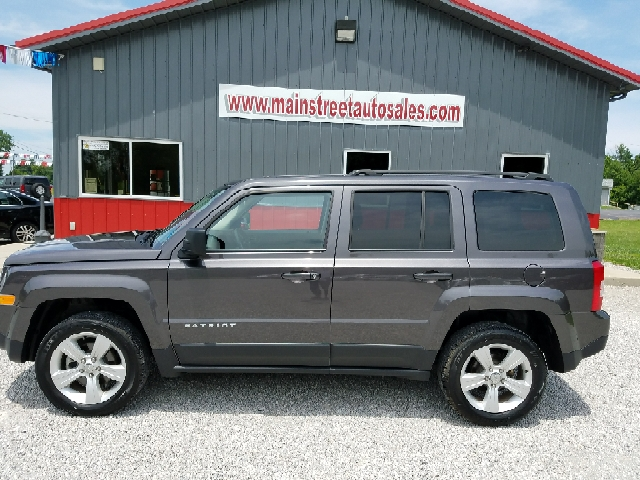 2016 Jeep Patriot for sale at MAIN STREET AUTO SALES INC in Austin IN