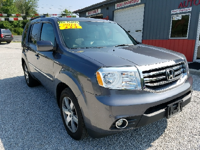 2014 Honda Pilot for sale at MAIN STREET AUTO SALES INC in Austin IN