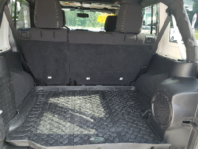 2013 Jeep Wrangler Unlimited for sale at MAIN STREET AUTO SALES INC in Austin IN