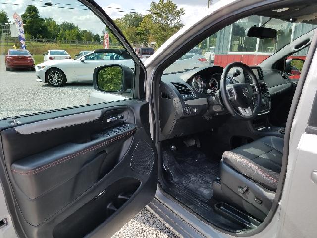 2017 Dodge Grand Caravan for sale at MAIN STREET AUTO SALES INC in Austin IN