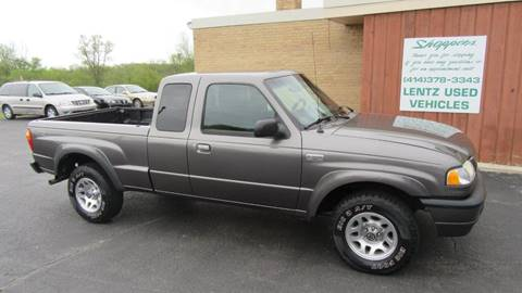 2005 Mazda B-Series Truck for sale in Waldo, WI