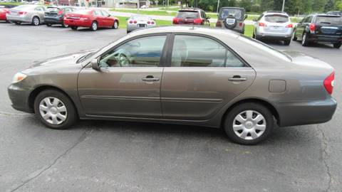 2004 Toyota Camry for sale in Waldo, WI