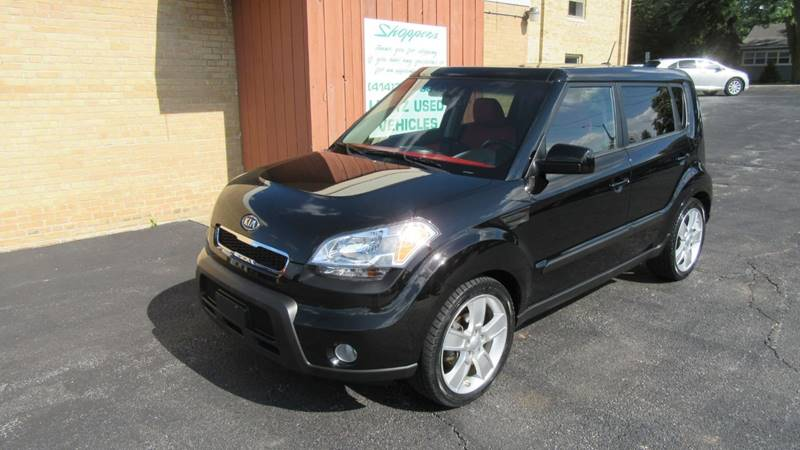 Lovely 2011 Kia Soul For Sale At LENTZ USED VEHICLES INC In Waldo WI