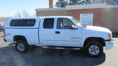 2005 GMC Sierra 2500HD for sale in Waldo, WI