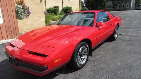 1989 Pontiac Firebird for sale in Waldo, WI