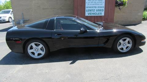 1997 Corvette For Sale >> 1997 Chevrolet Corvette For Sale In Waldo Wi