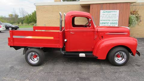 1946 Ford F-100 for sale in Waldo, WI