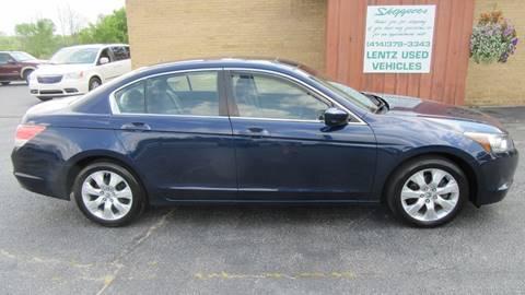 2010 Honda Accord for sale in Waldo, WI