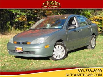 2004 Ford Focus for sale at Autosmith Car Co in Epsom NH