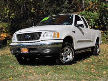 2003 Ford F-150 for sale at Autosmith Car Co in Epsom NH
