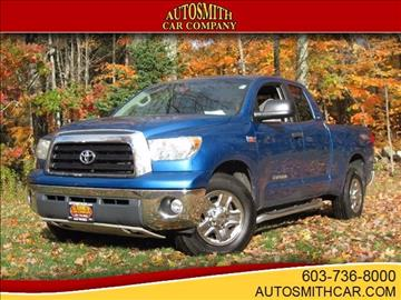 2007 Toyota Tundra for sale at Autosmith Car Co in Epsom NH