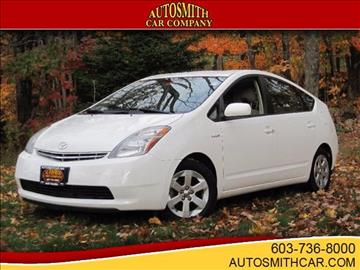 2007 Toyota Prius for sale at Autosmith Car Co in Epsom NH