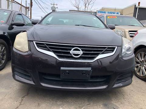 2011 Nissan Altima for sale in Inwood, NY