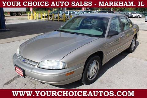 1999 Chevrolet Lumina for sale in Markham, IL
