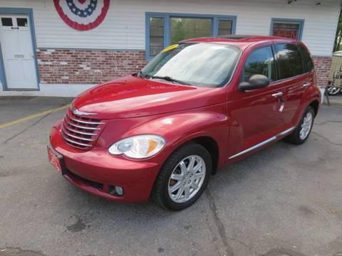 2010 Chrysler PT Cruiser for sale in Pepperell, MA