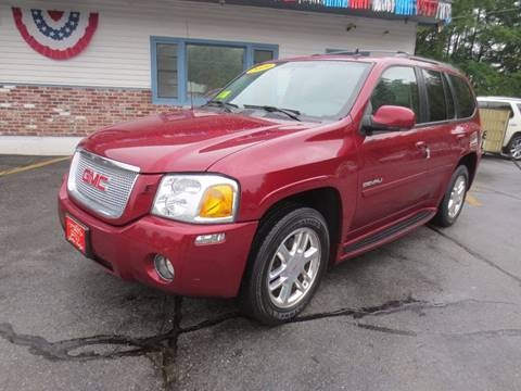 2009 GMC Envoy for sale in Pepperell, MA